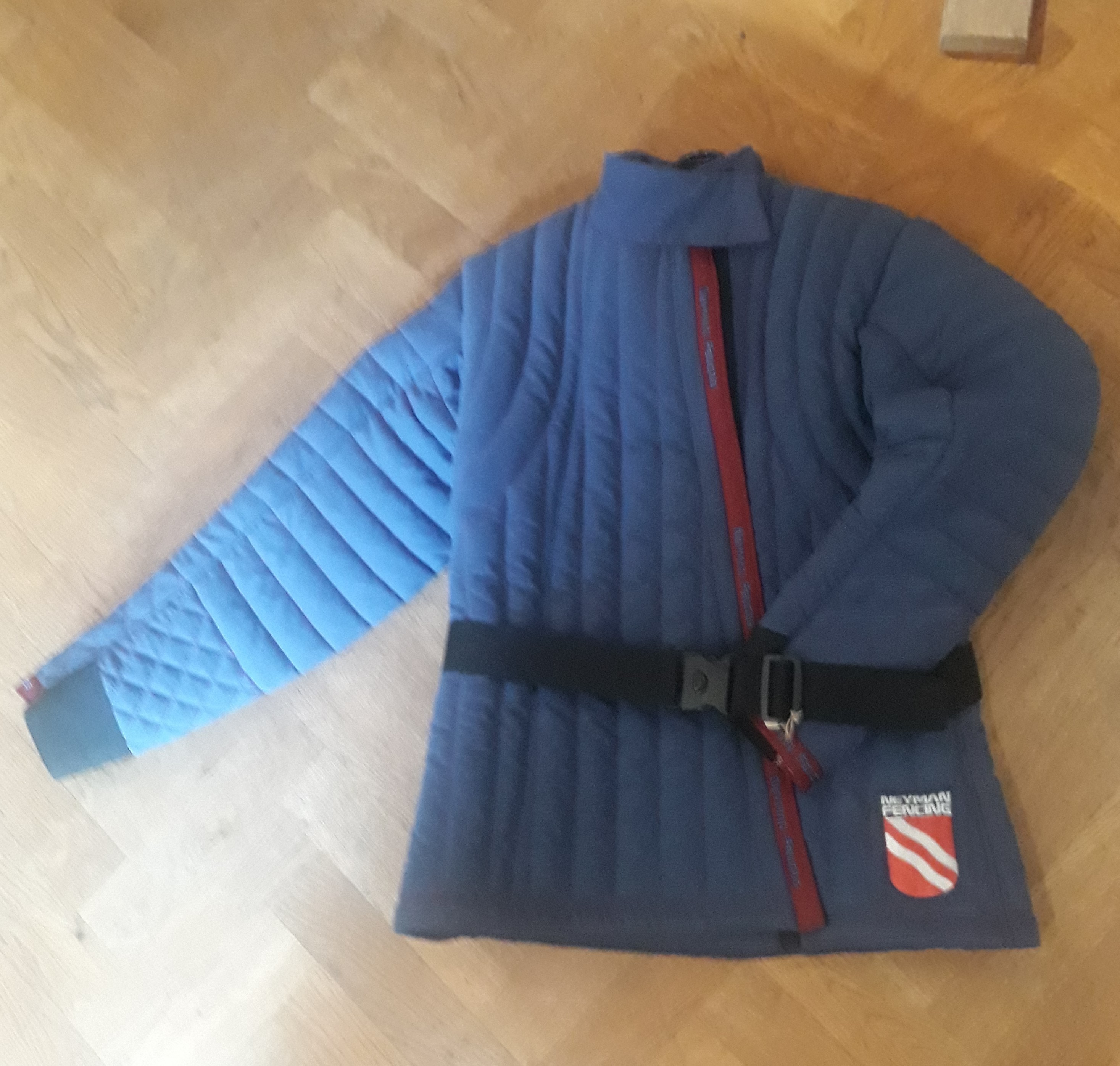Fencing jacket Neyman (old version)