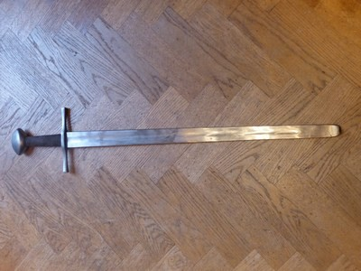 HEMA one handed sword 3