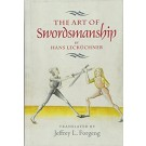The Art of swordmanship by Hans Lecküchner